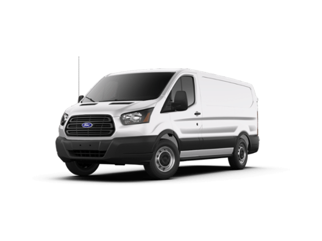 2019 Ford Transit-150 w/60/40 Pass-Side Cargo Doors Van Low Roof Cargo Van